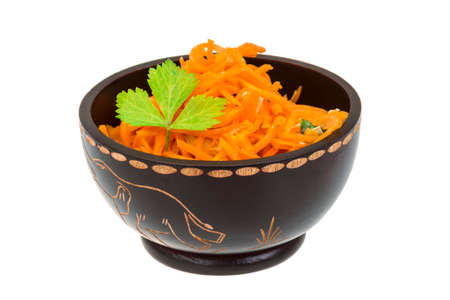 collation: Korean traditional carrot Stock Photo