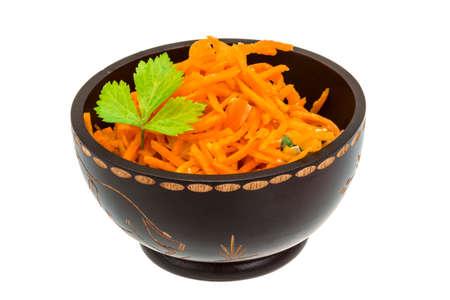Korean traditional carrot photo
