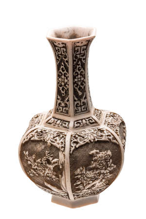 Empty vase