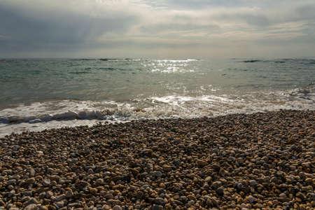 oludeniz: Sea coast in Turkey Stock Photo