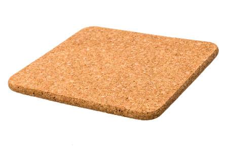 Heat cork isolated