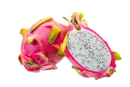 Ripe dragon fruit