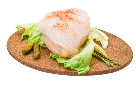 Chicken breast photo