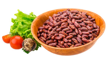 rajma: Raw beans Stock Photo