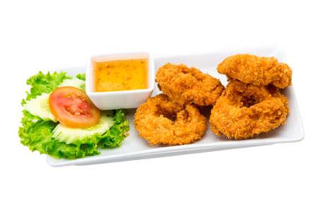 Shrimp meat photo