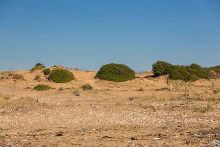 duna: Desert duna in Turkey