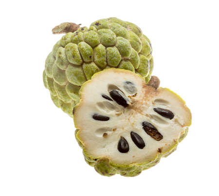 Asian famous Noni fruit isolated photo