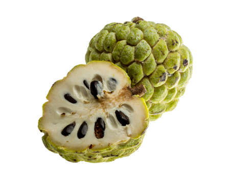 Asian famous Noni fruit isolated photo