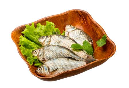 karausche: Raw Karausche Fisch - bereit f�r das Kochen Lizenzfreie Bilder