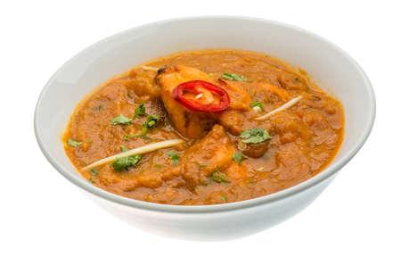 Chicken Tikka Masala - Indian traditional cuisine photo