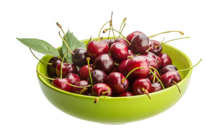 pulpy: Sweet ripe gean cherry berries