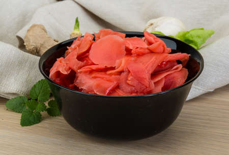 flavour: Marinated ginger - special flavour for japan kitchen