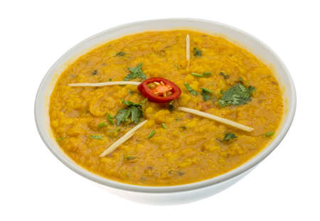 Daal Curry - cuisine traditionnelle indienne Banque d'images - 33852340