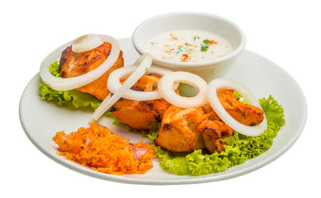 voile: chicken tikka