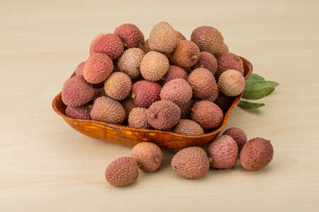 leechee: Famous Tropical fruit - lychees