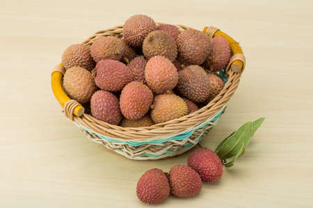 lychees: Famous Tropical fruit - lychees