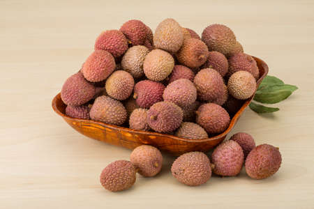 lychee: Famous Tropical fruit - lychee
