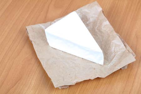 segmento: segmento de queso Brie - listo para comer