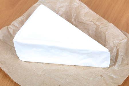 segmentar: segmento de queso Brie - listo para comer