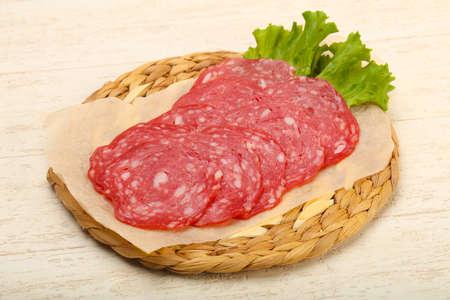 Spain sausage Salchichon