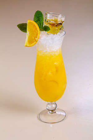 Hawaii cocktail bar drink 版權商用圖片