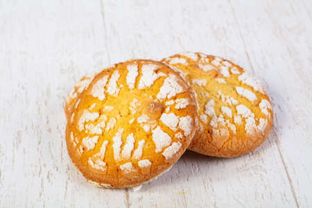 Sweet tasty hot coockies pastrie Reklamní fotografie