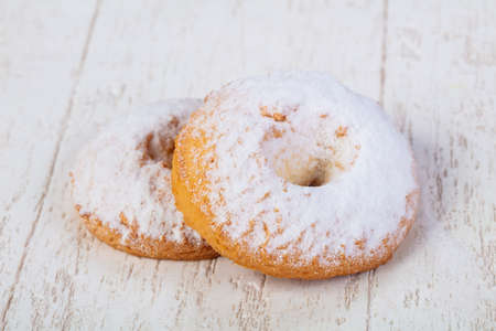 Sweet tasty hot coockies pastrie Stockfoto