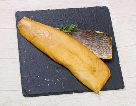 Smoked salted Whitefish with spices