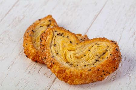 Sweet tasty hot cookies pastries Stockfoto