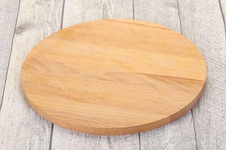 Küchengeschirr - Holzbrett zum Kochen
