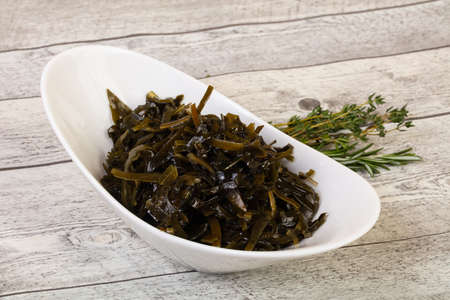 Vegaan cuisine Dietarian Laminaria salad