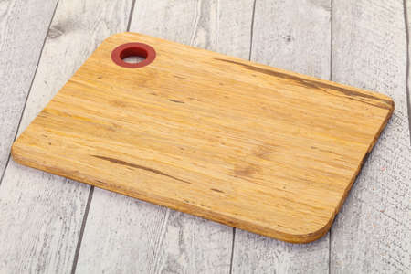 Kitchenware - wooden board for cooking Stock Photo