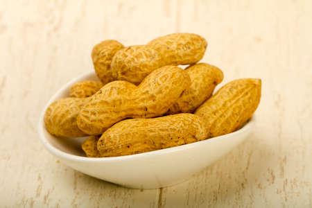 Peanut heap