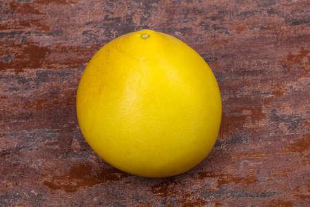 Ripe tasty sweet pomelo fruit Reklamní fotografie