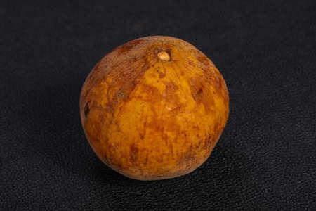 Thai tropical exotic sweet fruit Kra Thon 写真素材
