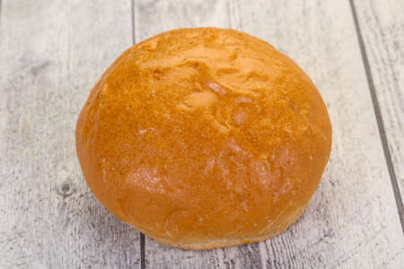 Fresh hot Bun for burger