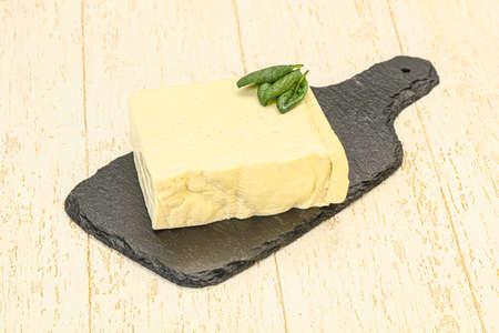 Asian vegetarian tofu soya bean cheese