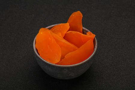 Dry sweet mango tropical fruit dessert