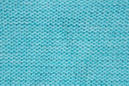 the background of knitted cloths closeup