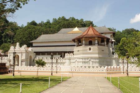 budda: Temple of Tooth of Budda Candy Sri Lanka