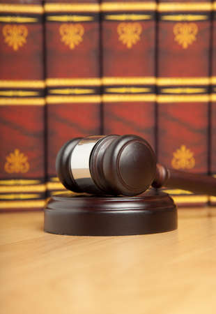 Gavel  Stock Photo - 15533496