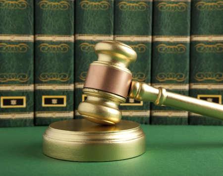barrister: Golden Gavel