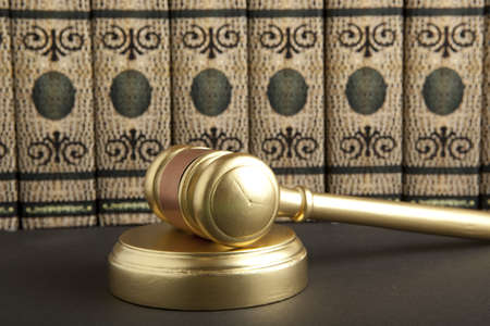 judicial: Golden Gavel
