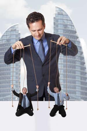 marioneta: Titiritero