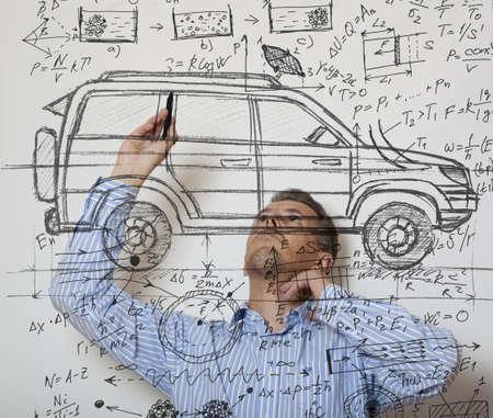 formula one: Crazy inventor