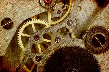 Vintage old Uhrwerk