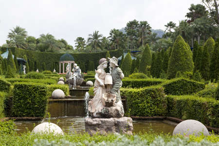 Nong Nooch tropical Garden in Pattaya,Thailand photo