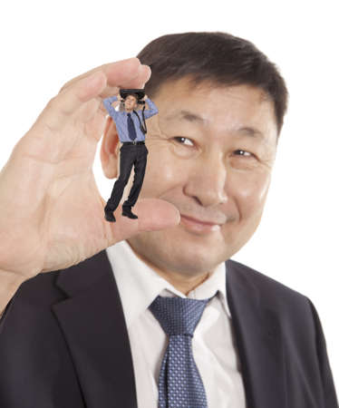 Asian economy absorbs the economies of other countries in the world Stock Photo - 17658839