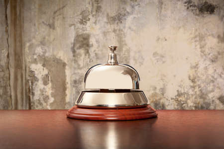 ring tones: Hotel Concierge. Service bell at the hotel
