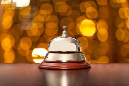 recepcion: Concierge del hotel. Servicio de campana en el hotel